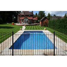 Welded Swimming Pool Fence 40*40MM Railings Fence