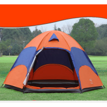 Modern leisure largest 2 layers camping family tent outdoor on sale