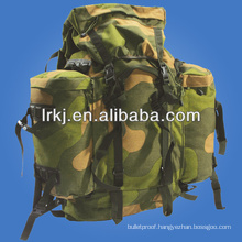 Woodland waterproof tactical backpack
