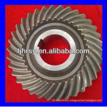 Spiral bevel gear supplier