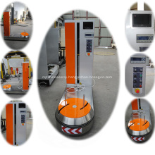 2017 New  automatic airport luggage wrapping machine