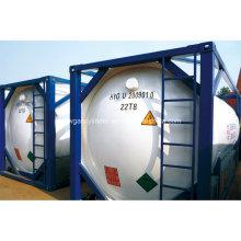 Tanque portátil tanque criogênico de GNL 100m3 capacidade