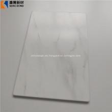 Panel compuesto de aluminio PVDF de material publicitario