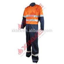 Terno de algodão anti-mosquito e insetos para roupas de segurança