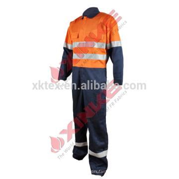 Combinaison anti-moustique et insecte en coton pour vêtements de sécurité