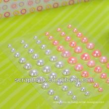 Perle selbstklebende Sticker für Sammelalbum