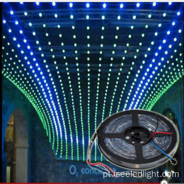 dmx programável magic led pixel strip 12v