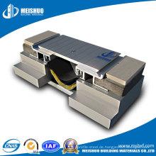 Hochbelastung Metall-Dehnfugen