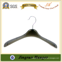 Hot Selling Quality Black Hanger Cheap Hanger en plastique pour costume