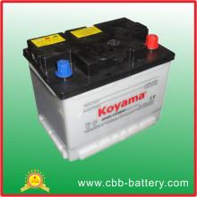 Trockene Ladung Auto Batterie Auto Batterien Automobil Batterie 12V 30ah-200ah DIN und JIS Standard mit CE, ISO
