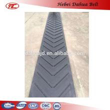 DHT-158 high quality v belt rubber belt conveyor for sales