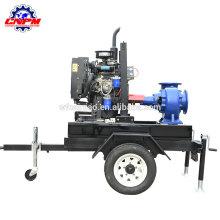 Nouvelle conception de pompe à moteur diesel à haute efficacité de refroidissement par air