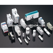cylindrical fuse holder for fuse 10*38,8.8*31.5,14*51,22*58