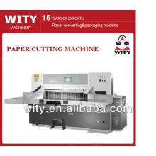 Programmierte Papierschneidmaschine (programmiert, produktiv, bemerkenswerter Preis)