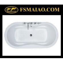 Акриловая ванная встроенная ванна (BA-8812)