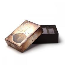 2PC Papierboxen mit Deckel