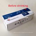 Automatic Plastic Shrink Wrap Machine for PE POF film