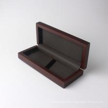 Caja de regalo de embalaje de madera de alta calidad para la joyería