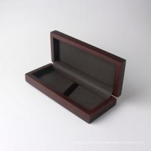 Высокое качество деревянная коробка подарка упаковывая для ювелирных изделий