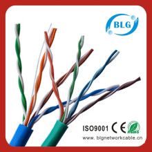 Cable de Ethernet Cat5e Cat5e 1000ft UTP Cable Cat 5e