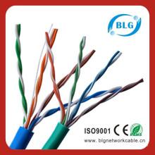 Кабель Ethernet Гуандун Cat5e 1000 футов UTP кабель Cat 5e