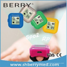Ring Pulse Oximeter Small Size Finger Pulse Oximeter