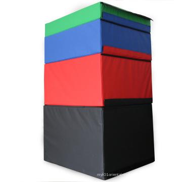 Factory Wholesale Soft Plyo Bodybuilding Jump Box