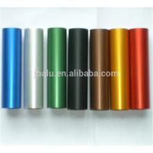 Покрынная цветом алюминиевая катушка 1100 5052 для домашнего украшения