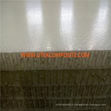 Nid d'abeilles en polypropylène de 30 mm pour matériau de base