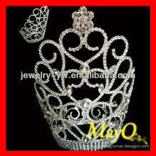 Belle couronne en diamant pour les filles