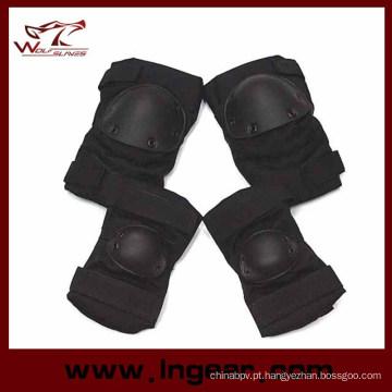 Venda quente da Swat forças especiais joelho & cotoveleiras