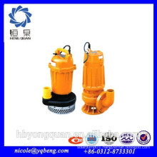 Factory supply vertical high quality submersible sewage pump with low price