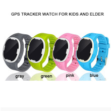 Children's GPS watch tracker WIFI/LBS/GPS positioning
