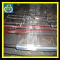 Big factory experience in galvanized steel security screen