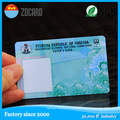 Blank Rewritable Plastic Smart Card with Sle4442 Chip