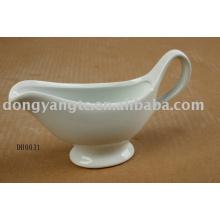 Fabrik direkt Großhandel Keramik Sauce Topf