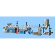 PP PE ABS DEKE Plastic Recycle Machine