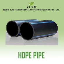 Beijing ZLRC haute résistance à l'usure pour gaz 150mm Hdpe Pipe