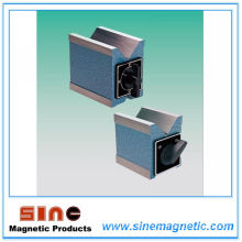 Magnetic V Block Stand for Process Cylinder Products