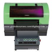 Phone case printing service with inkjet digital LED UV printer accept single order multicolor