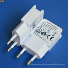 UE Plug 5V1a cargador USB