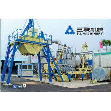 Hot sale new mobile hydraulic pressure asphalt mixing plant price/mini mixer machine