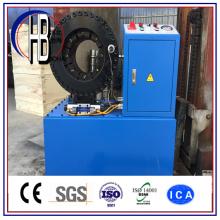 Machine de sertissage de tuyau de presse hydraulique Finn Power