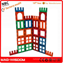 Magnetic Building Tiles Toys Educational Toys 2015 24pcs
