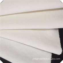 Polyester 65 Cotton 35 Woven Twill Bleach White For Uniform