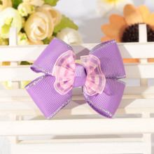 New style custom grosgrain special ribbon bows