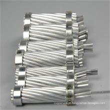 Fio de fio de aço revestido de alumínio ASTM Acs para fibra óptica