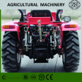 Pertanian 4WD 50HP Wheeled Farm Tractors