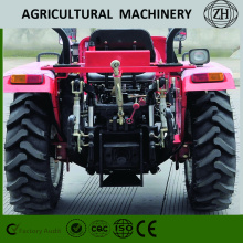 Agricultural 4WD 50HP Wheeled Farm Tractors