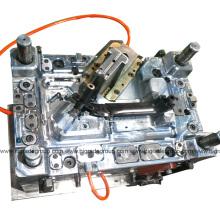 Пресс-форма для литья под давлением с автоматическим газом / пластиковая пресс-форма